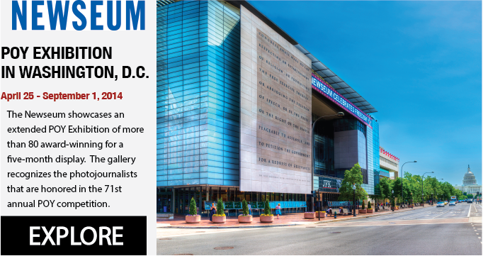 Click here to find out about the exhibit at the Newseum